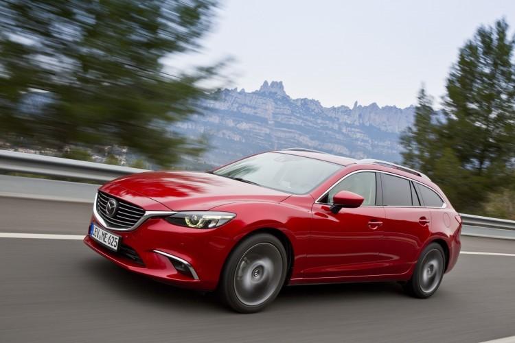 Mazda6 Action