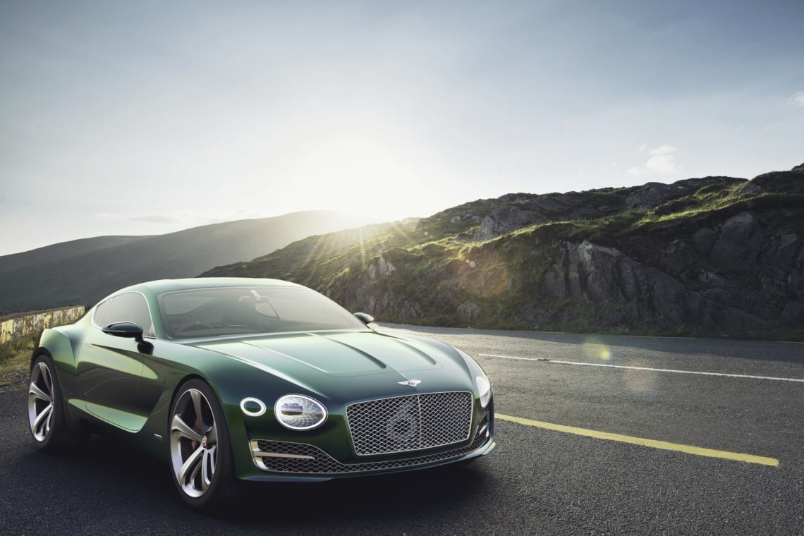 Bentley EXP 10 Speed 6