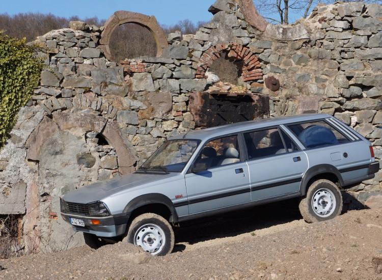 Peugeot 505 4x4 Dangel