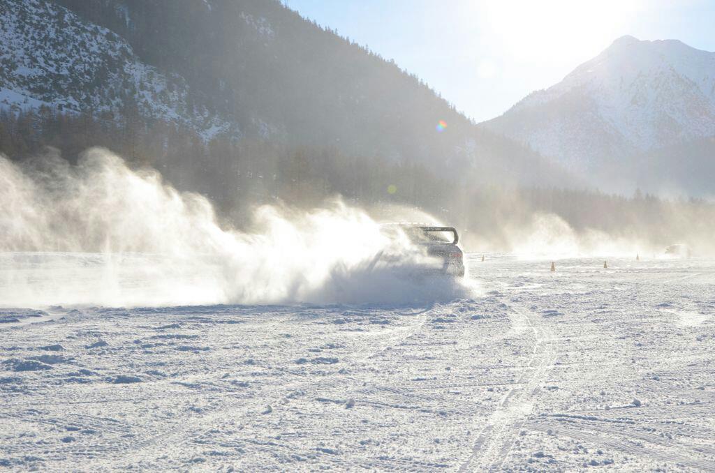 Winterfahrtraining in Zernez – Driften nach Lust und Laune?