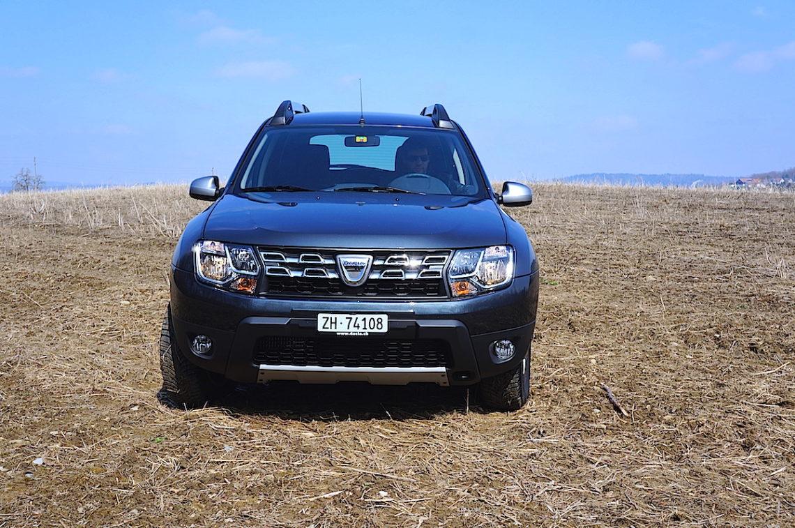 Fahrbericht: Dacia Duster