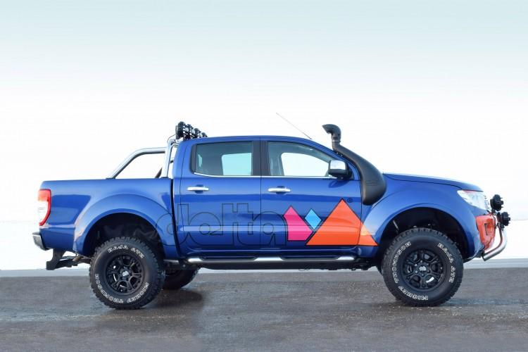 Delta4x4 Ford Ranger