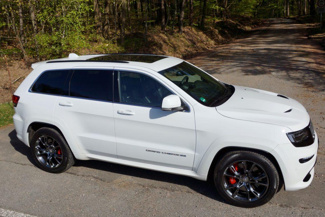 Fahrbericht: Jeep Grand Cherokee SRT 6.4L V8