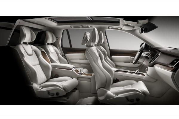 Volvo XC90 Excellence - 4 statt 7 Sitze