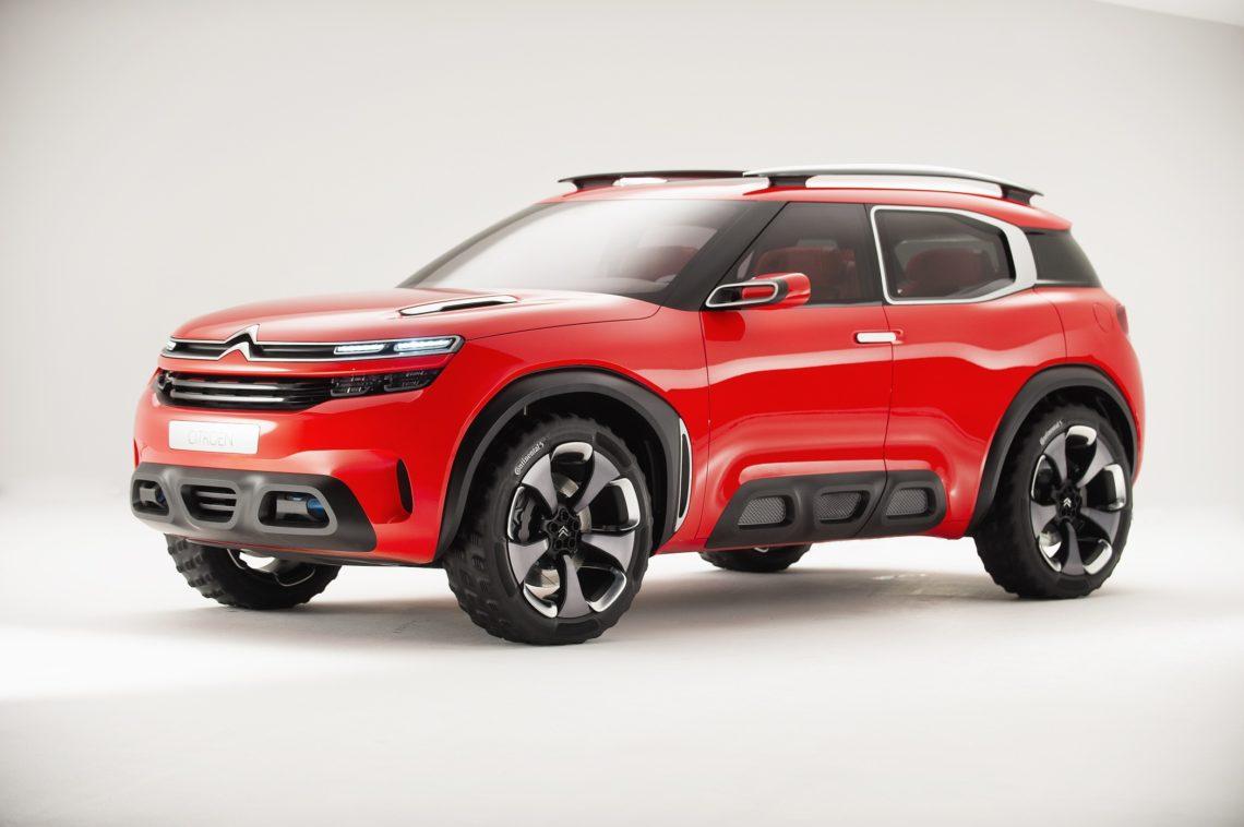 Der Citroen Aircross könnte Vorbote für ein neues SUV der Franzosen sein