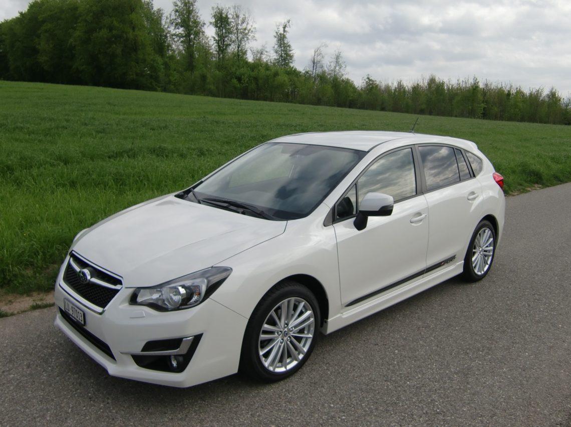 Subaru Impreza AWD neu mit 2.0-Liter-Benziner-Boxermotor