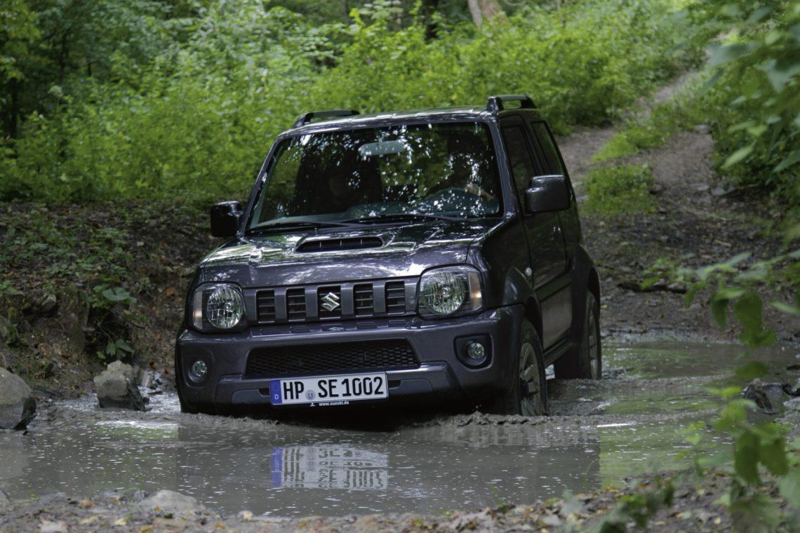 Jannos Kolumne: Der Suzuki Jimny.