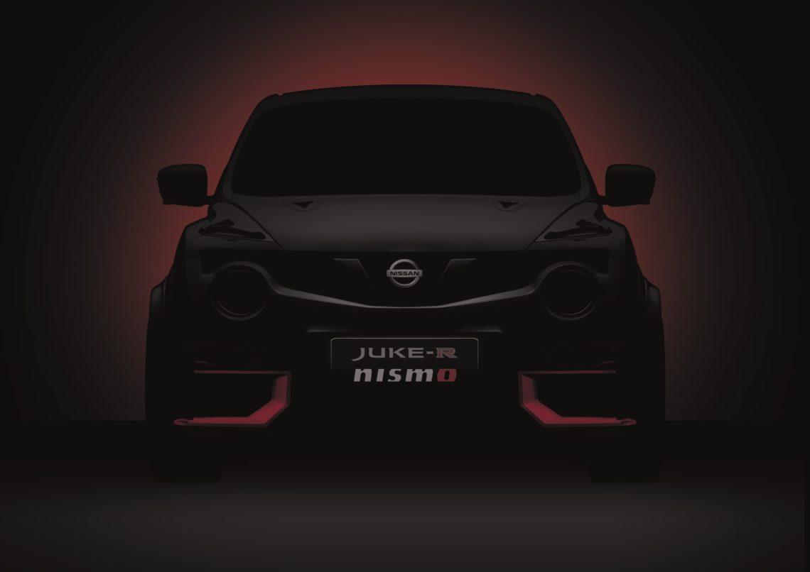 Nissan Juke R: der Offroad-Godzilla mit noch mehr Leistung
