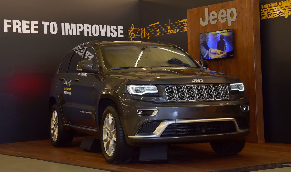 """Jeep Grand Cherokee Limited Edition """"Montreux Jazz Festival"""""""