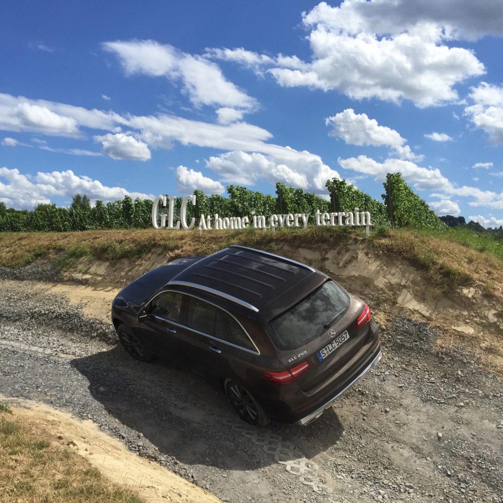 Fahrbericht: Mercedes GLC