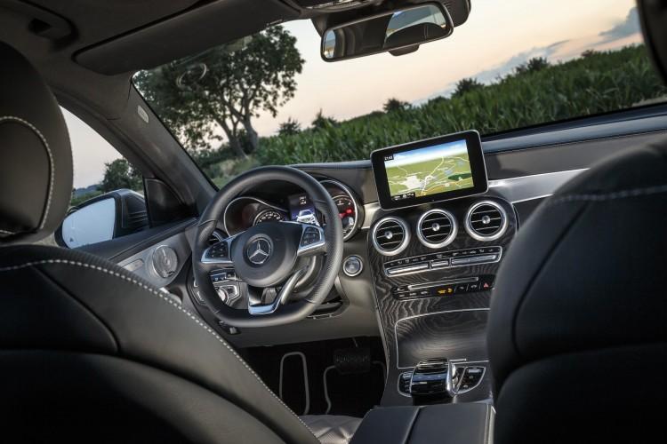 Mercedes GLC Fahrbericht