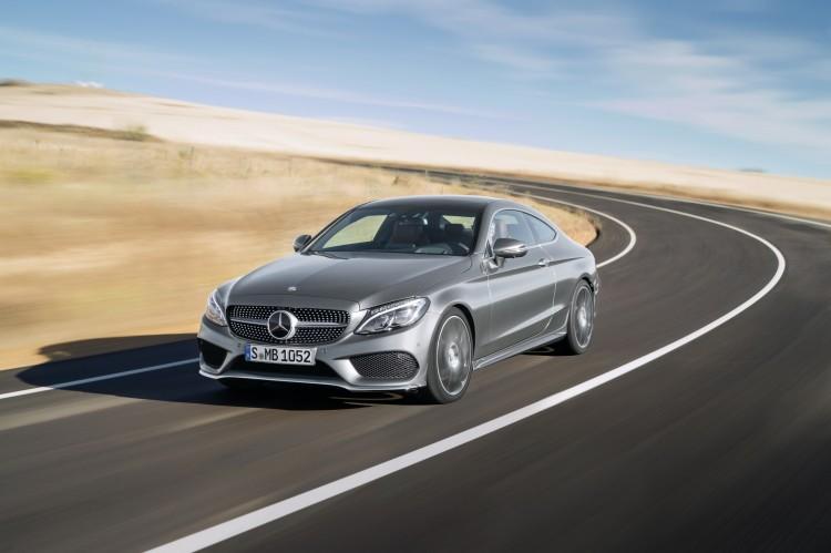 4x4Schweiz News Mercedes C-Klasse Coupé
