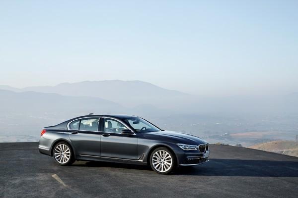 4x4Schweiz News Der neue 7er BMW kommt mit Gimmicks wie eine Gestensteuerung