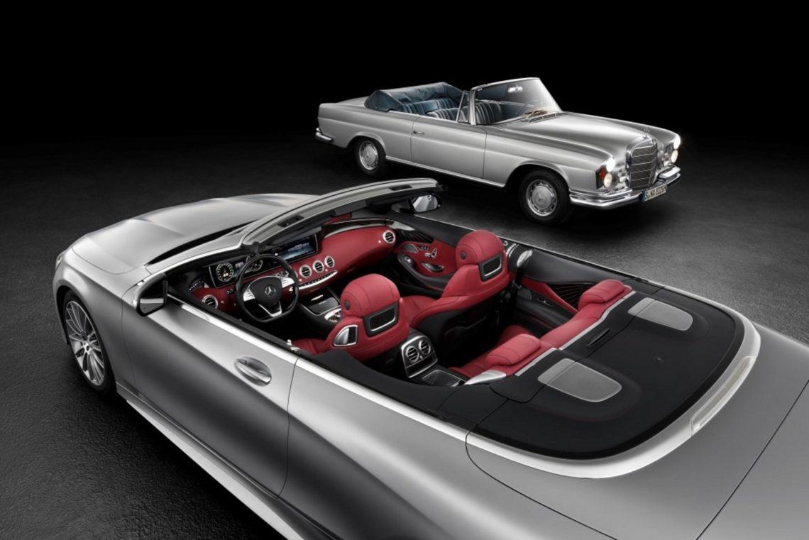 Mercedes S-Klasse Cabriolet