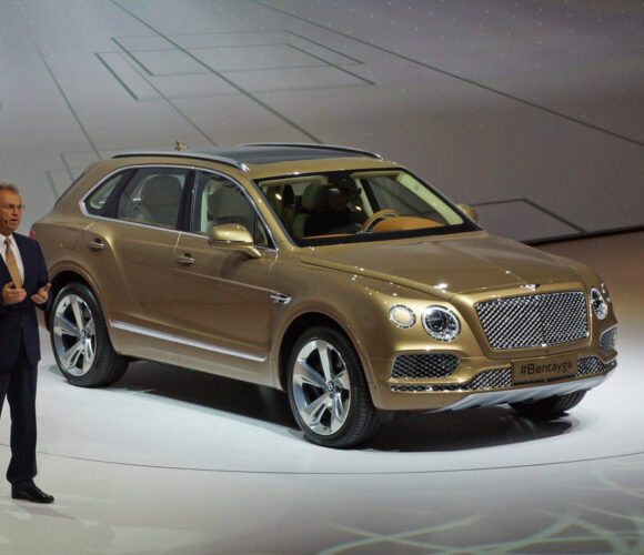 Bentley Bentayga IAA 2015