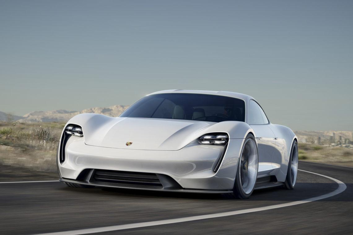 Tesla, wir kommen: Porsche Mission E