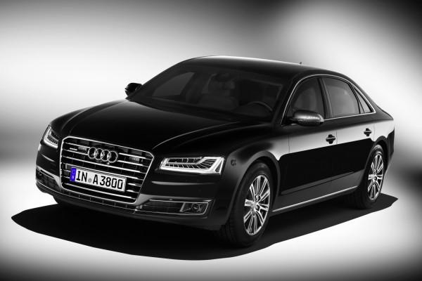 4x4Schweiz News zeigt den Audi A8L Security