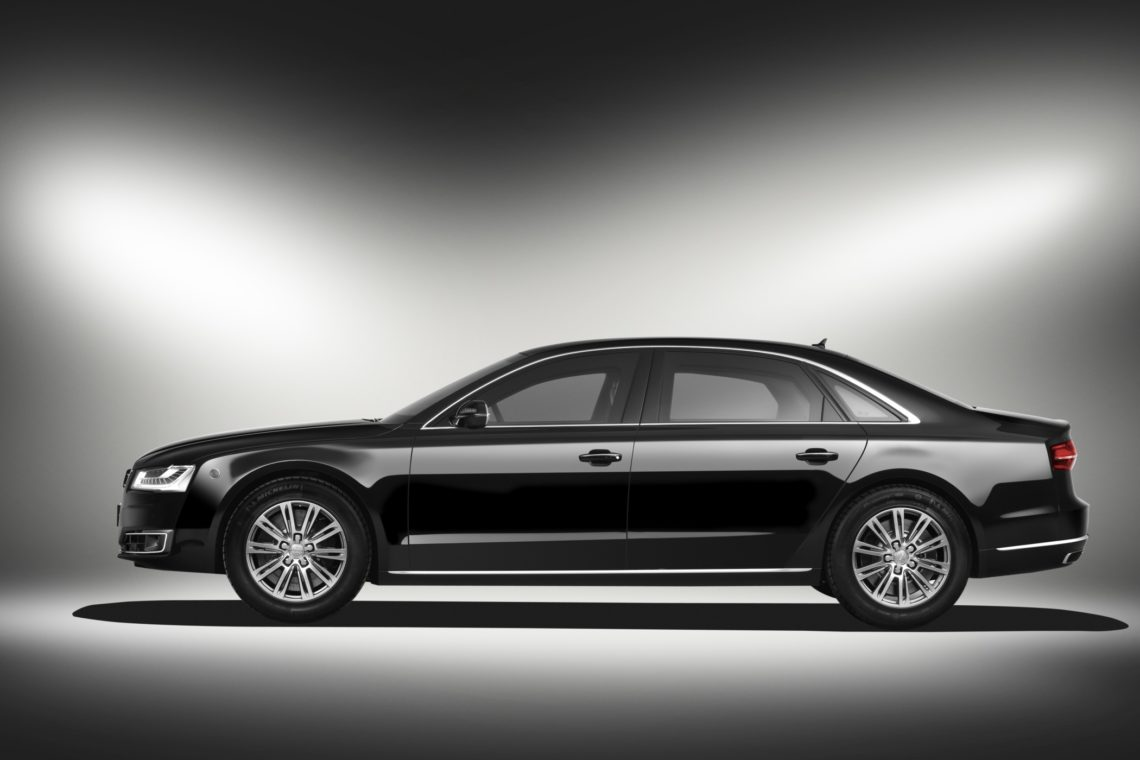 Audi A8 L Security, die sicherste Wahl