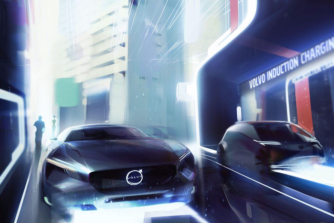 Volvo kündigt für 2019 ein reines Elektroauto an
