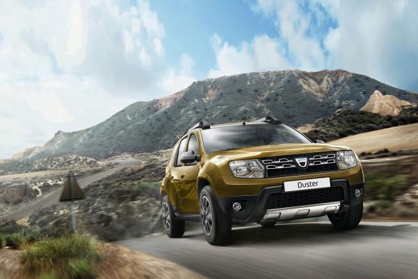 Die Sonderserie Dacia Duster Urban Explorer mit 125 PS verfügt über mehr Ausstattung und eine markantere Optik.