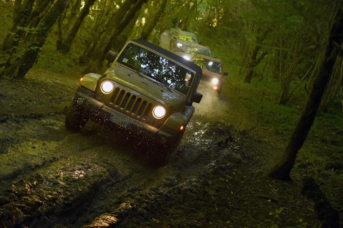 Jeep: In Adventure We Trust