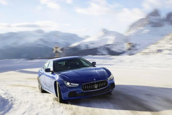 Der Maserati Ghibli S Q4 «Swiss Mountain» Edition kommt in 33 Exemplaren und bietet viele praktische Optionen für den Schweizer Winter