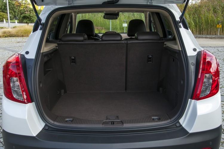 4x4Schweiz-Testbericht: Opel Mokka Kofferraum