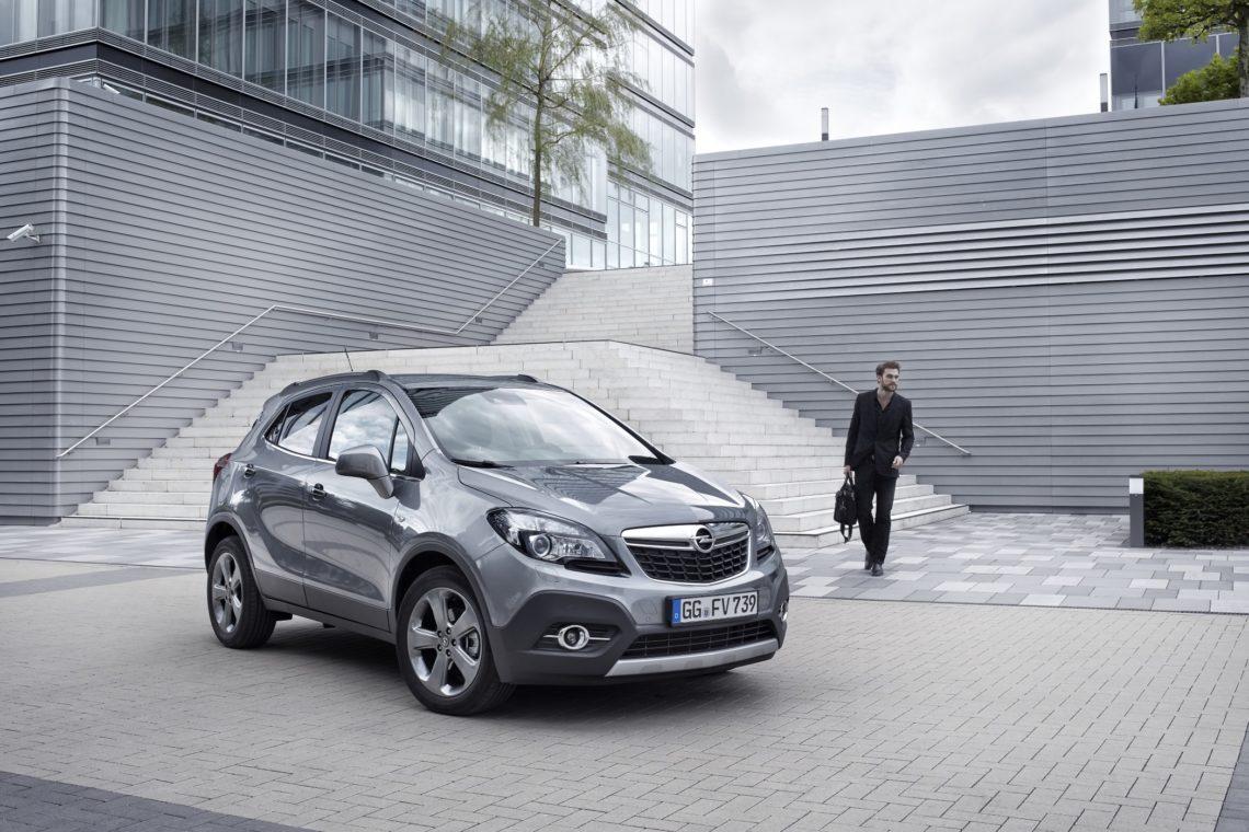 Interview: Drei Fragen an Opel-Chef Karl-Thomas Neumann.