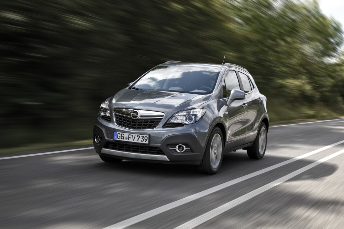 4x4Schweiz-Testbericht: Opel Mokka Fahrsituation