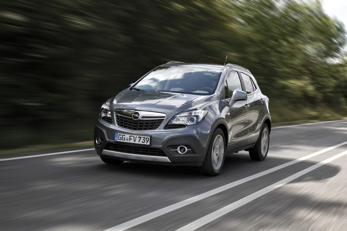 Fahrbericht: Opel Mokka 1.6 CDI 4×4