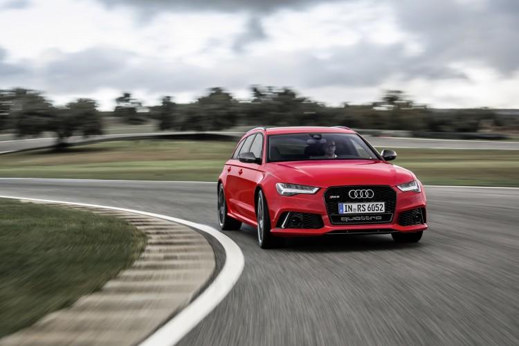 4x4Schweiz-News: Neu bei Audi: der RS6 Avant Performance mit über 600 PS