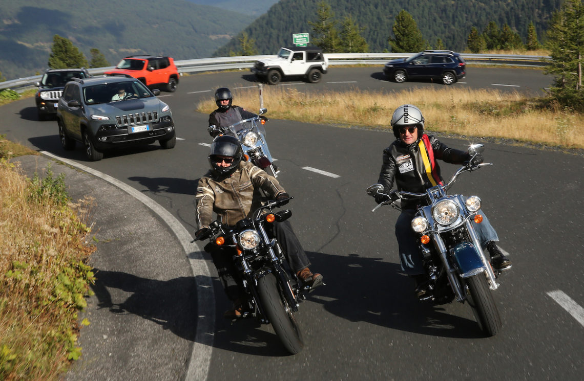 Jeep & Harley: for Freedom-Lovers
