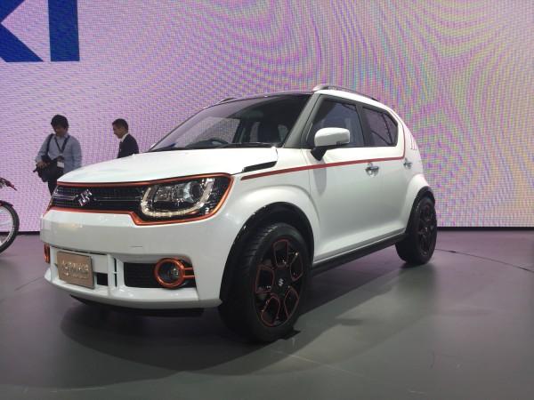 Der Ignis ergänzt das SUV-Angebot bei Suzuki