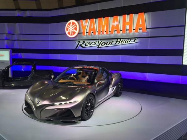 Yamaha will ein Auto bauen
