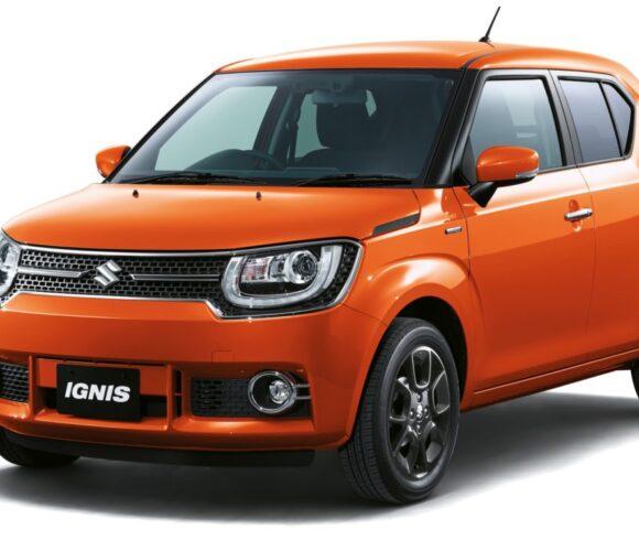Suzuki Inges 2016