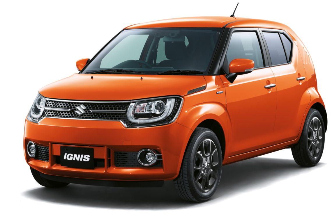 Suzuki Ignis, der moderne Jimmy