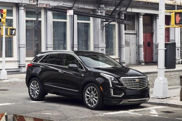 4x4Schweiz-News: Cadillac XT5, Fahrszene