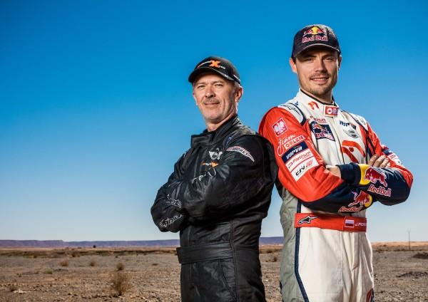 """4x4Schweiz-News: MINI benennt die internationalen Fahrerpaarungen des MINI ALL4 Racing für die Rallye Dakar 2016: Jakub """"Kuba"""" Przygonski (POL) Andrei Rudnitski (BLR) – MINI ALL4 Racing – ORLEN Team – Dakar 2016 (11/2015)"""
