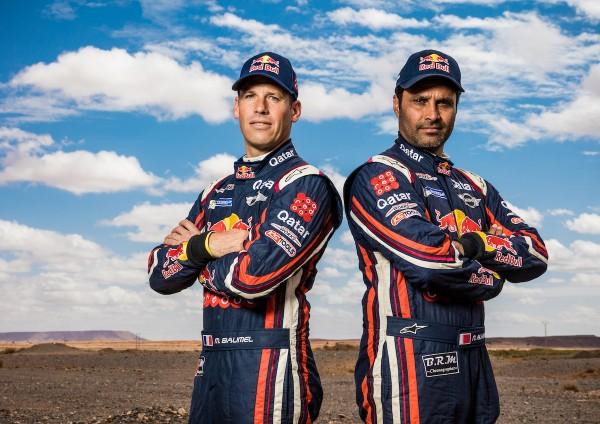 4x4Schweiz-News: MINI benennt die internationalen Fahrerpaarungen des MINI ALL4 Racing für die Rallye Dakar 2016: Nasser Al-Attiyah (QAT) Mathieu Baumel (FRA) – MINI ALL4 Racing – X-raid Team – Dakar 2016 (11/2015)