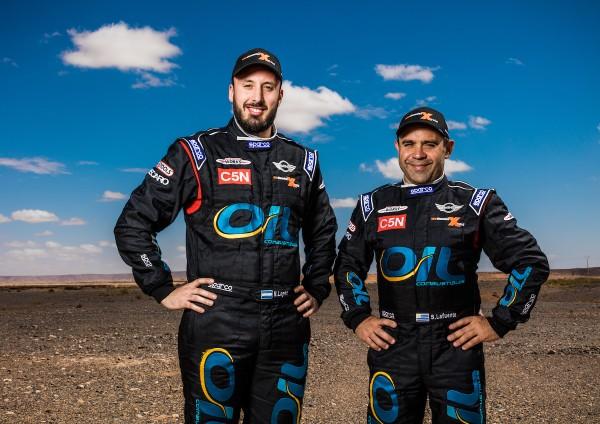 4x4Schweiz-News: MINI benennt die internationalen Fahrerpaarungen des MINI ALL4 Racing für die Rallye Dakar 2016: