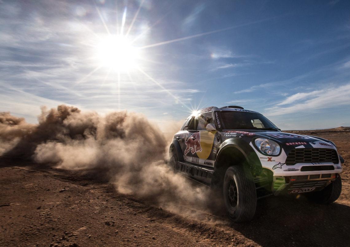 4x4Schweiz-News: MINI benennt die internationalen Fahrerpaarungen des MINI ALL4 Racing für die Rallye Dakar 2016