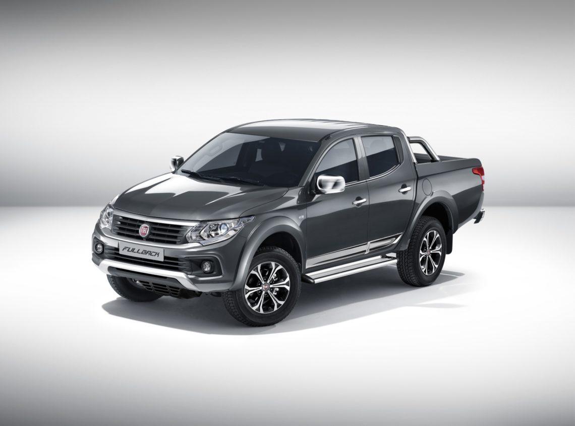 Fiat Fullback, der Italo-Pick-up mit japanischen Genen
