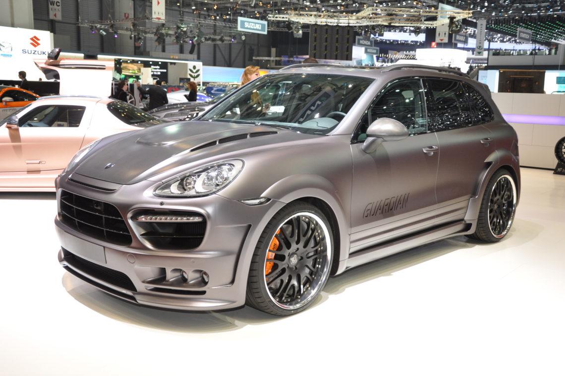 Recht: Tuner darf Herstellernamen Porsche nennen