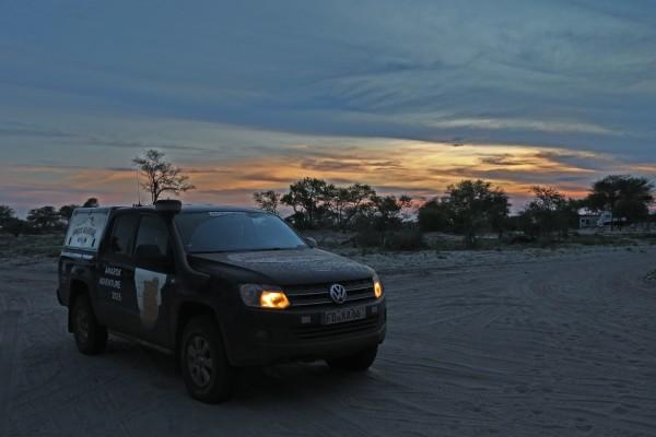 Die Amarok Adventure Tour 2015 durch Südafrika.