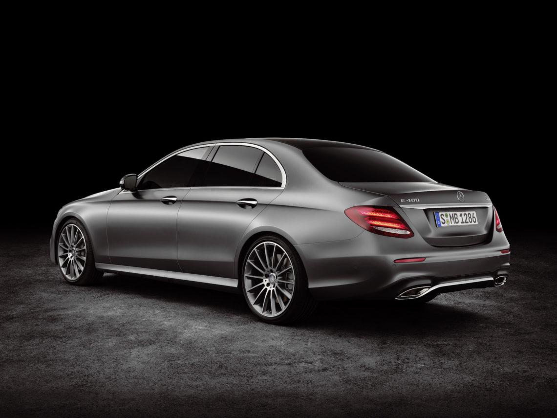 Die neue Mercedes-Benz E-Klasse: E wie extrem intelligent