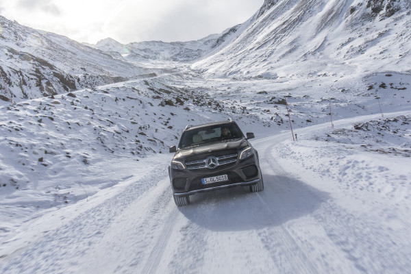 4x4Schweiz-Fahrbericht: Mercedes GLS 350d 4Matic,  Hochgurgl, Austria 2015 GLS_350d_4MATIC_citrinbraun
