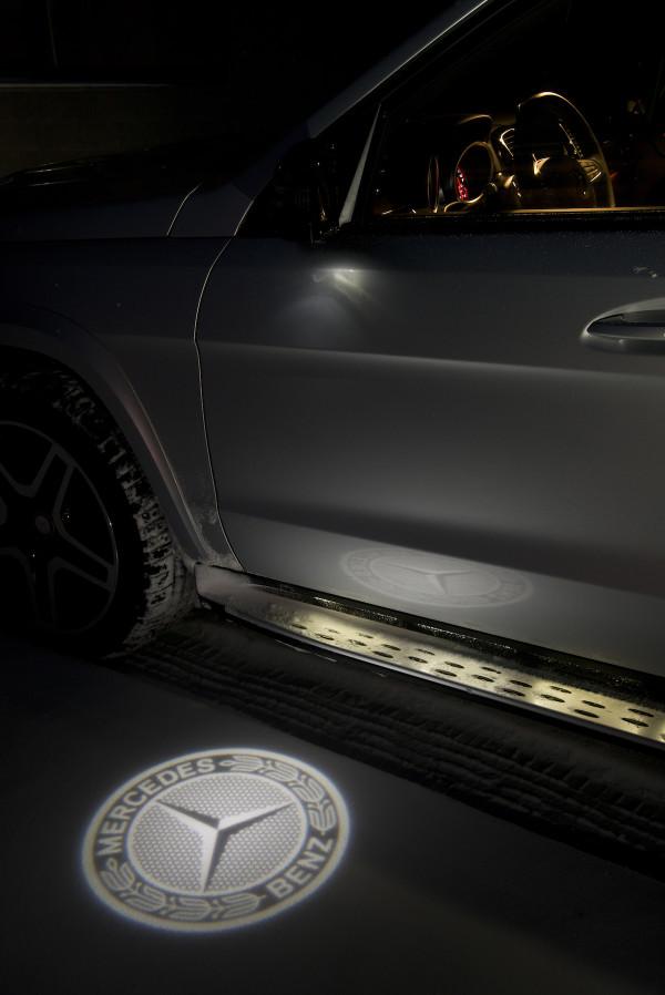 4x4Schweiz-Fahrbericht: Mercedes GLS 4Matic, Hochgurgl, Austria 2015, Beleuchtung