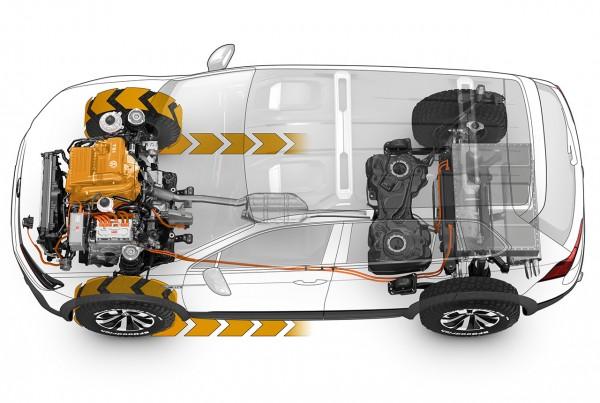VW Tiguan GTE Active Concept 3