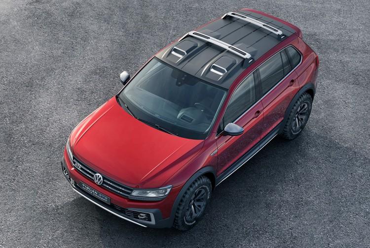 VW Tiguan GTE Active Concept 7