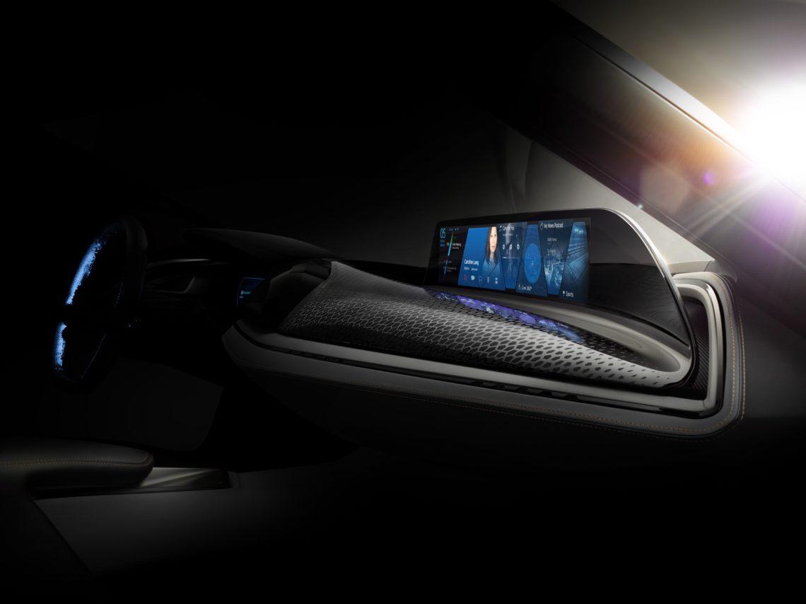 BMW Air Touch. Gestikulieren statt schmieren.